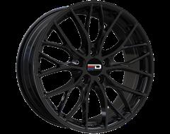 EURO DESIGN Wheels Camillo Matte Black