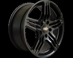 EURO DESIGN Wheels EP4 Matte Black