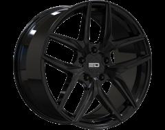 EURO DESIGN Wheels Forza Gloss Black