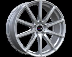 EURO DESIGN Wheels Legend Hyper Silver