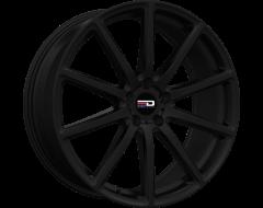 EURO DESIGN Wheels Legend Matte Black