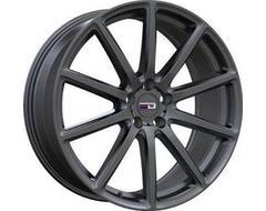 EURO DESIGN Wheels Legend Matte Gunmetal