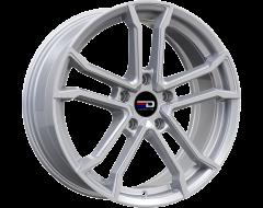 EURO DESIGN Wheels Monaco Hyper Silver