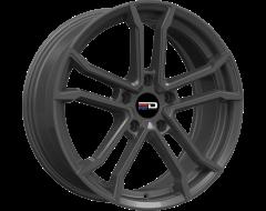 EURO DESIGN Wheels Monaco Matte Gunmetal