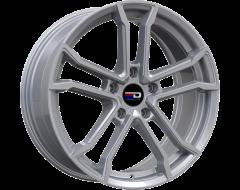 EURO DESIGN Wheels Monaco Silver