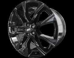 EURO DESIGN Wheels RR-9 Gloss Black