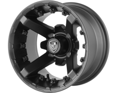 Fairway Alloys FA138 BATTLE Matte Black