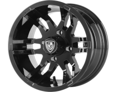 Fairway Alloys FA139 FLEX Gloss Black