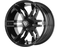 Fairway Alloys FA140 FLEX Gloss Black