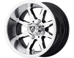 Fairway Alloys FA141 SHIFT Gloss Black Machined