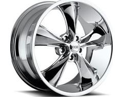 Foose Wheels F105 LEGEND Chrome Plated