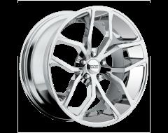 Foose Wheels F148 OUTCAST Chrome Plated