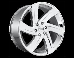 Foose Wheels F166 BODINE Chrome Plated