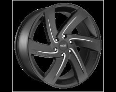 Foose Wheels F167 BODINE Matte Black Milled