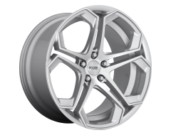Foose Wheels F170 IMPALA Gloss Silver Machined