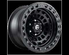 Fuel Off-Road Wheels D101 ZEPHYR BL - OFF ROAD ONLY Matte Black