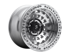 Fuel Off-Road Wheels D102 ZEPHYR BL - OFF ROAD ONLY Gloss Machined