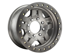 Fuel Off-Road Wheels D116 ANZA BL - OFF ROAD ONLY Raw Machined