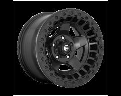 Fuel Off-Road Wheels D118 WARP Matte Black
