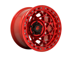 Fuel Off-Road Wheels D121 UNIT BEADLOCK Candy Red