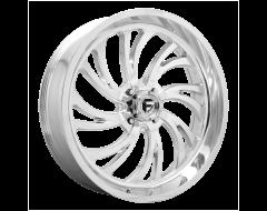Fuel Off-Road Wheels D203 KOMPRESSOR High Luster Polished