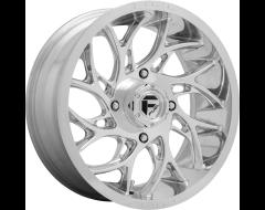Fuel Off-Road Wheels D204 RUNNER Polished