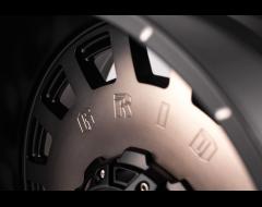 GRID Wheels GD03 Matte Black Machined
