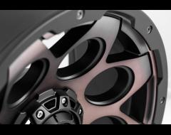 GRID Wheels GD08 Matte Black Machined