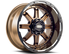 GRID Wheels GD10 Painted Gloss Black