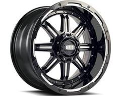GRID Wheels GD10 Painted Gloss with Milled Accents