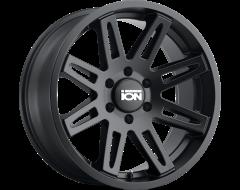Ion Wheels 142 Matte Black