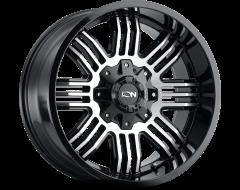 Ion Wheels 144 Machined Black