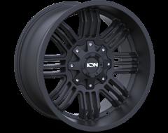 Ion Wheels 144 Matte Black