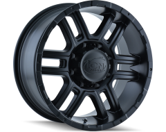 Ion Wheels 179 Matte Black