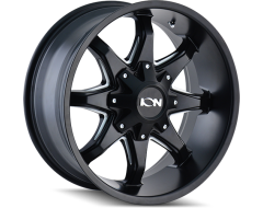 Ion Wheels 181 Satin Black