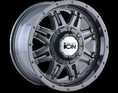 Ion Wheels 186 Gunmetal