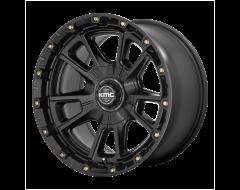 KMC Wheels KM100 SYNC Satin Black