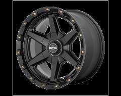 KMC Wheels KM101 SIGNAL Satin Black