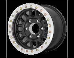 KMC Wheels KM234 GRENADE DESERT Satin Black