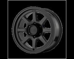 KMC Wheels KM301 TURBINE Satin Black