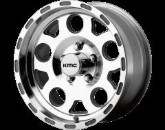 KMC Wheels KM522 ENDURO Machined