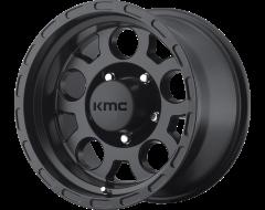 KMC Wheels KM522 ENDURO Matte Black