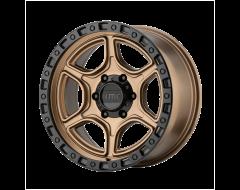 KMC Wheels KM539 PORTAL Satin Bronze