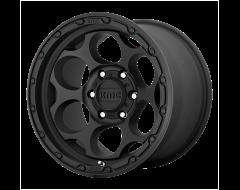 KMC Wheels KM541 DIRTY HARRY Textured Black