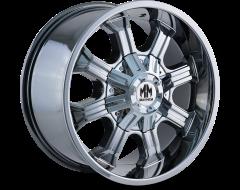 Mayhem Wheels BEAST 8102 Chrome