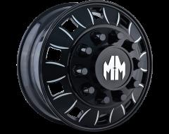 Mayhem Wheels BIGRIG 8180 Black Inner