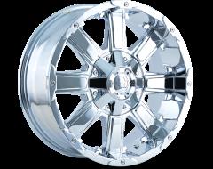 Mayhem Wheels CHAOS 8030 Chrome