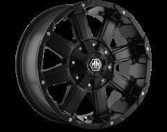 Mayhem Wheels CHAOS 8030 Matte Black