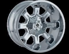 Mayhem Wheels COMBAT 8105 Chrome