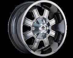 Mayhem Wheels FIERCE 8103 Chrome